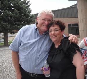 Ralph and Brenda 2013